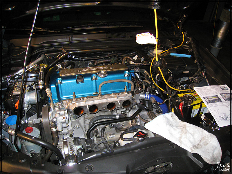 Supercharger Installation Acura TSX Forum - Acura rsx supercharger